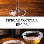 Sidecar Coctail Recipe