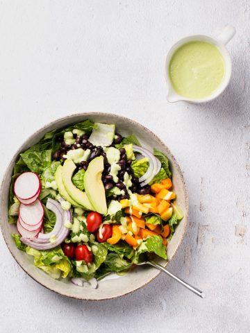 Southwest Salad Resplendent Kitchen